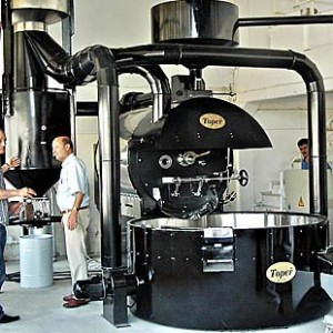 Shop/Industrial Roasters - TKM-SX